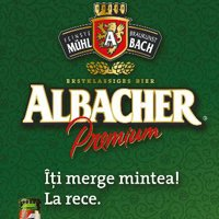 albacher, bere blonda