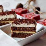 REȚETELE DRINKFOOD.ro: Prăjitură cu cremă de cafea
