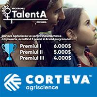 TalentA, program gratuit de instruire, femei inovatoare din agricultura, Corteva Agriscience