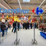 Afacerile Carrefour în România merg destul de bine