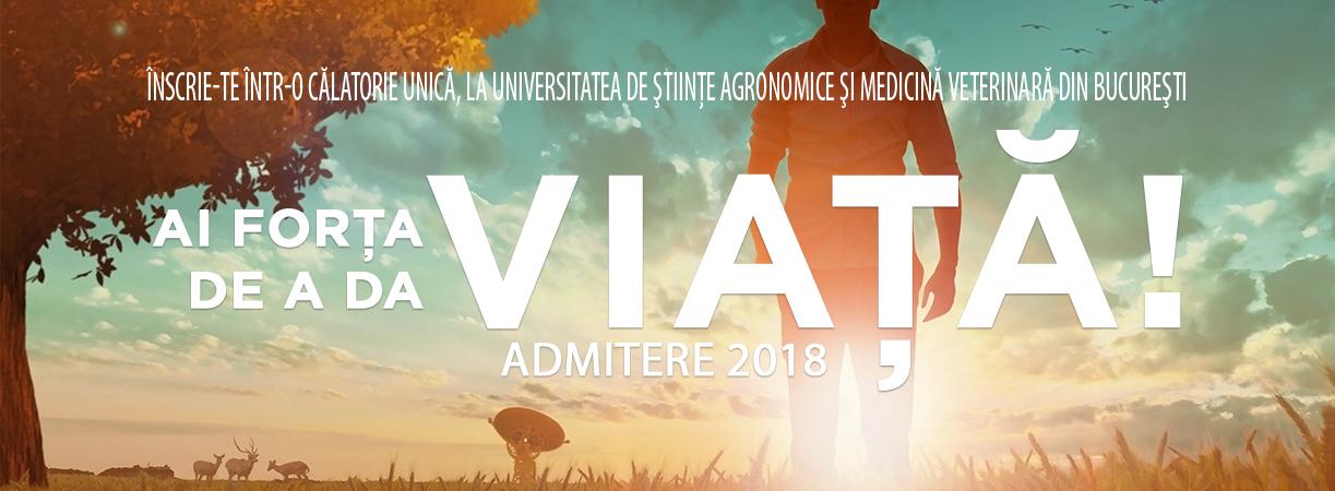 Universitatea de Stiinte Agronomice si Medicina Veterinara din Bucuresti
