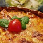 Super rețetă italiană de lasagna!