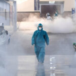 Spray-ul care ucide coronavirusul în mai puțin de un minut
