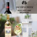 Jacobs Creek-Shiraz, cupaj de vinuri Lillet